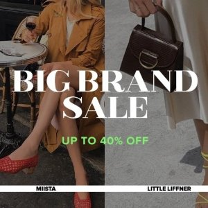 Up To 40% Off + Extra 15% OffDealmoon Exclusive: WConcept BIG 4 Well Known Brands