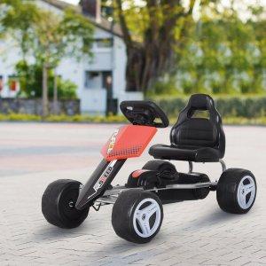 卡丁赛车风格儿童车