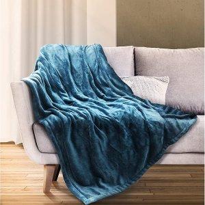 $39.99(原价$69.99)Sable 多用途电热毯 10档调温 自动关闭功能 可拆卸清洗