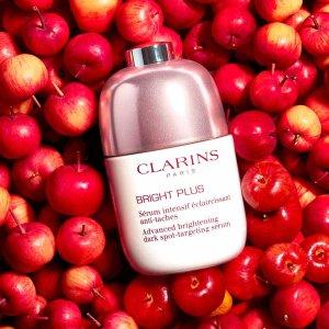 Clarins 5维减少黑色素,让肌肤淡斑更透白!光芒小瓷瓶美白精华