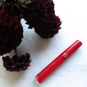 $47.66(原价$77)超显白的中国红Giorgio Armani 红管哑光雾面唇釉 大热色号402