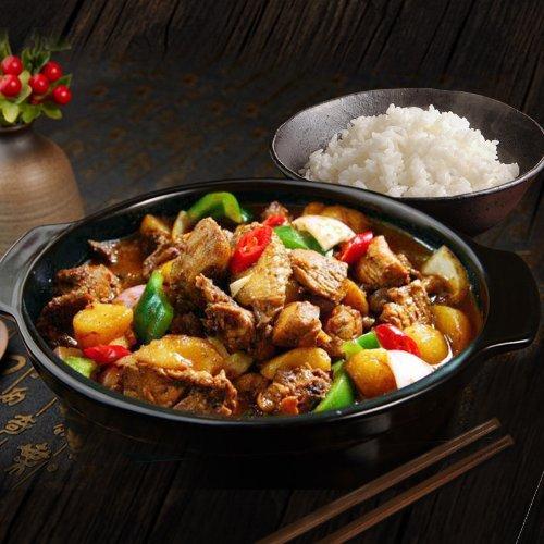Chongqing Chicken Pot鸡公煲(休斯顿探店)