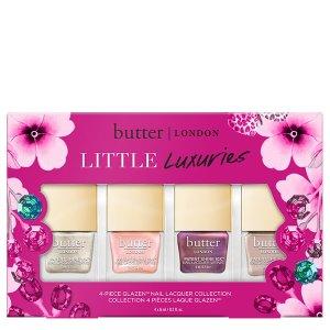 Butter LondonLittle Luxuries