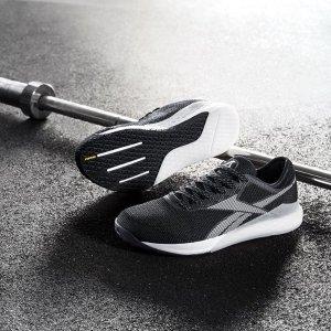 折扣区低至5折+额外5折最后一天:Reebok官网 季末大促 运动鞋履 舒适和时尚完美结合