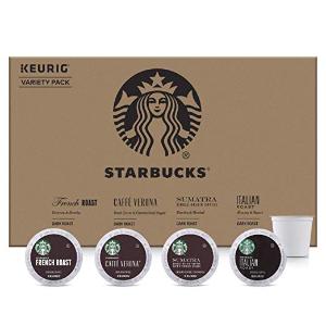 现价$54.39(原价$67.99)Starbucks 深度烘焙咖啡胶囊 96颗混合装
