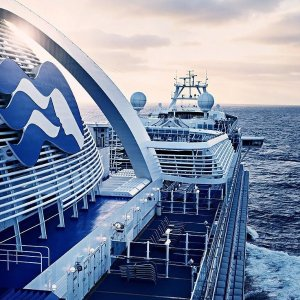 From $4187-Day Alaska Cruise & Tour on Island Princess
