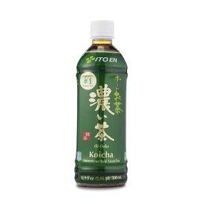 ITOEN无糖浓味绿茶  500ml 12瓶