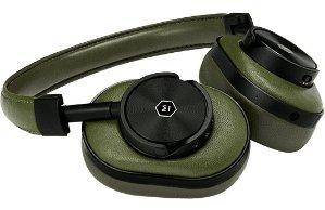 $199起 立减$50Master & Dynamic MH40/MH60无线耳机 橄榄绿版本