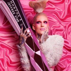 $21收美妆蛋套装+自选中样上新:MORPHE X The Jeffree Star 联名彩妆热卖