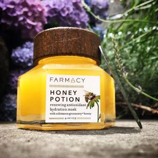 无门槛8折Farmacy Beauty官网 全场护肤品热卖 收蜂蜜面膜、卸妆膏