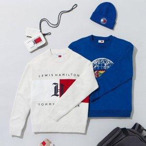 全线8折 £36入围巾上新:Tommy Hilfiger 冬季新款 衬衣、针织衫、羽绒服超好价