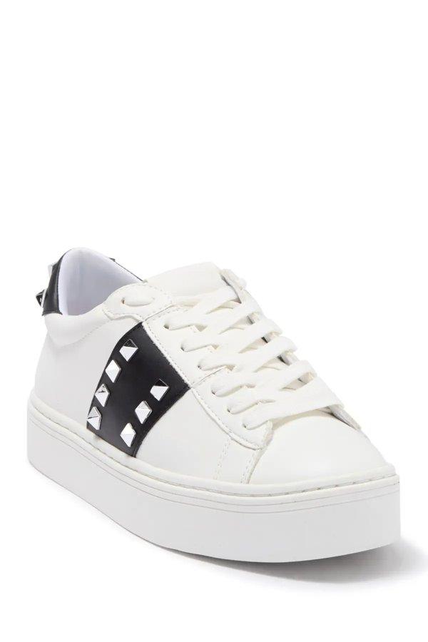 Bailie Studded 铆钉平底鞋