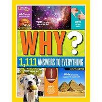 National Geographic Kids 童书 1111+个为什么的答案