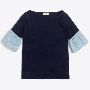 b36526af8 Kids Clothing Sale @ J.Crew Factory 40-60% Off + Extra 20% Off $100 ...