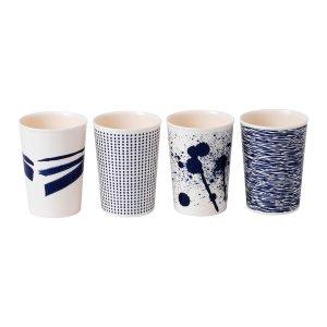 Royal Doulton水杯4件套