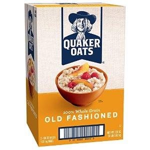 传统早餐燕麦片 8磅(128oz)