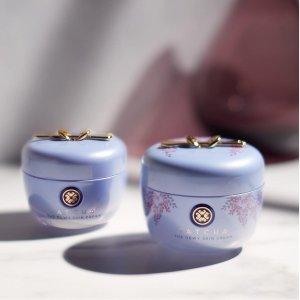 送$119福袋 或 正装口红唇膜独家:Tatcha 精选美妆热卖 收限量紫米面霜,新款紫米精华