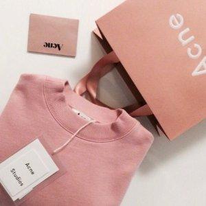 低至3折 收网红款毛衣Acne Studio精选美衣热买
