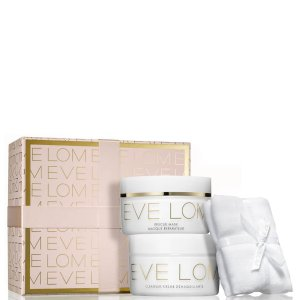 Eve Lom变相4.5折 价值£115卸妆膏100ml+急救面膜100ml(价值£115)