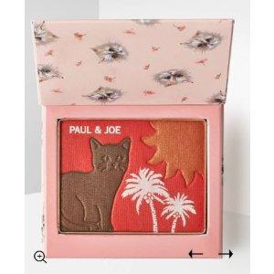 Paul & Joe猫咪限量盘