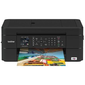 Brother MFC-J491DW Wireless All-in-One Inkjet Printer