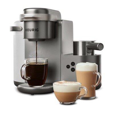 K-Cafe 限量版胶囊咖啡机 带奶泡机