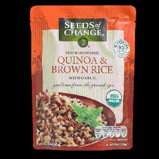 Free8.5oz. Seeds of Change Organic Quinoa & Brown Rice Sample