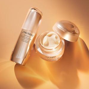 低至5.5折 €21收蓝胖子Shiseido 美妆护肤大促 收红腰子精华、蓝胖子防晒等