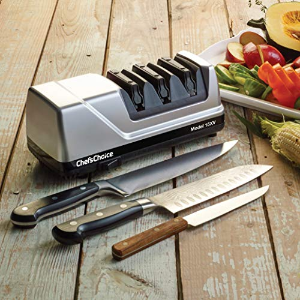 $97.99 (原价$150)史低价:Chef'sChoice 专业3段电动磨刀器促销