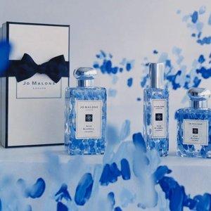 £52收香水+送香水小样!祖马龙x蓝风铃!限量款包装!仙女包装值得收藏!