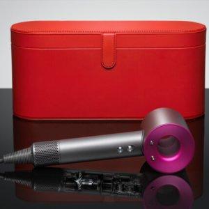$449.99(原价$499.99)+带礼盒最后一天:Dyson Supersonic 吹风机 + 附送价值$69.99的中国红礼盒