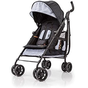 $71Summer Infant 3Dtote Convenience Stroller, Heather Grey
