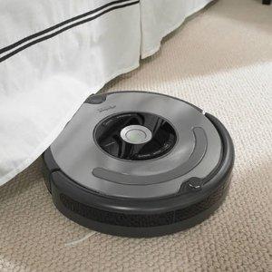 再降 $150iRobot Roomba 650/655 扫地机器人 翻新版