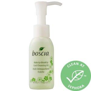 MakeUp-BreakUp Cool Cleansing Oil Mini - boscia | Sephora