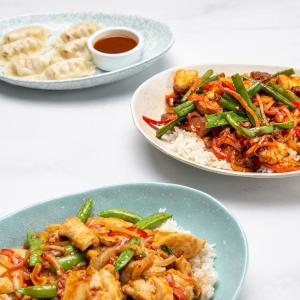 主餐买1送1Pei Wei Asian Kitchen 美式亚餐馆 线上订餐限时优惠