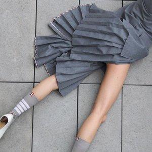 低至2折 拯救小粗腿SSENSE 半身美裙大集合 Thom Browne四道杠裙惊喜加入