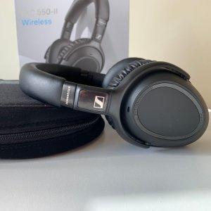 $259(原价$370) 比旧款还便宜史低价:Sennheiser PXC-550 II 降噪耳机