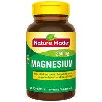 Nature Made 镁 250 mg 90粒