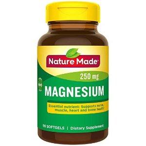 Nature Made镁 250 mg 90粒