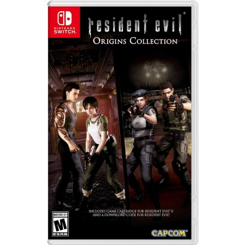 $29.99Resident Evil Origins Collection Nintendo Switch