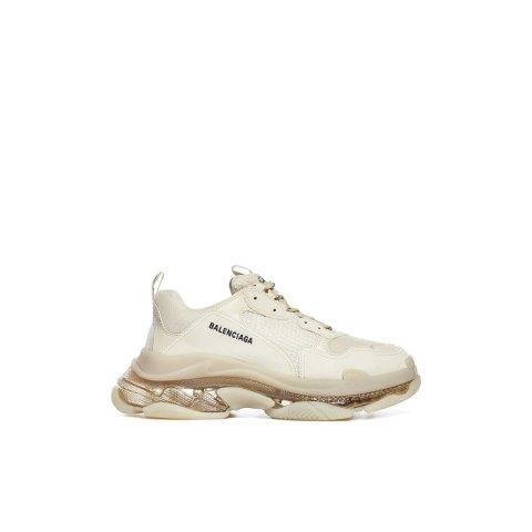 Triple S 肉桂白老爹鞋