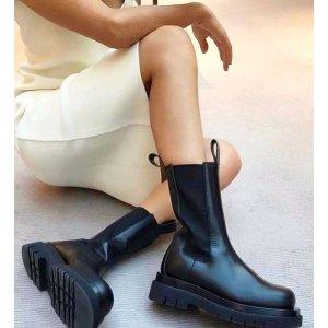 Bottega Veneta厚底靴