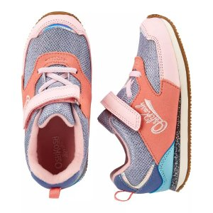 Oshkosh女童运动鞋,小童到大童码都有