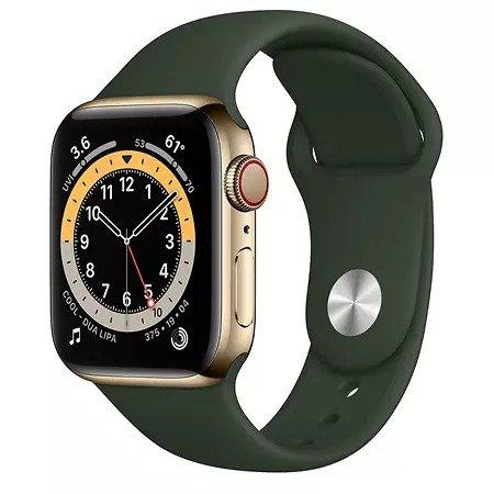 Apple Watch Series 6 智能手表