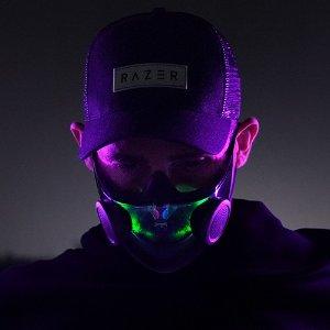 万物皆可RGBCES2021:雷蛇发布全新RGB Project Hazel 口罩