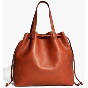 $135.57(Org.$178.00)Drawstring Transport Tote Sale @ Madewell
