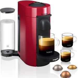 低至5折Nespresso雀巢 Vertuo系列胶囊咖啡机