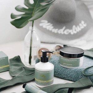 低至3.2折+洗护产品买2送1最后一天:Crabtree & Evelyn 全场美容护肤品额外8折促销