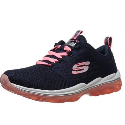 $46.12起(原价$88.2)Skechers 女士气垫运动鞋 飞一般的感觉