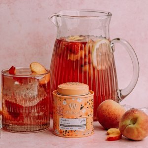 Whittard奶油蜜桃 夏季款